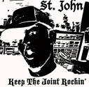 St. John - Keep The Joint Rockin'